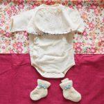 赤ちゃんの衣類セット