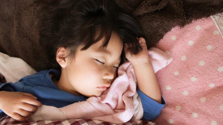幼稚園に通いだしてから夜泣きが始まる