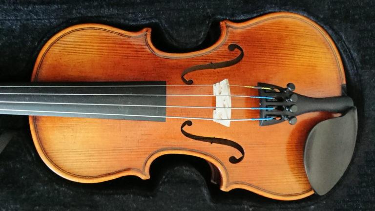 4歳から始めるおすすめの楽器ヴァイオリン
