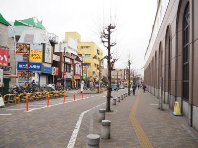 狛江駅北口店舗