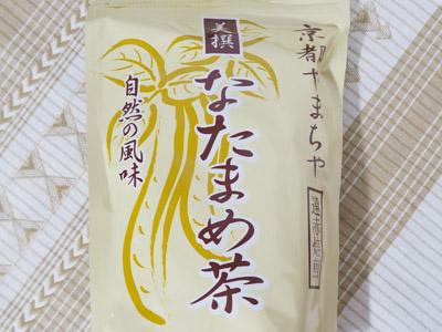 京都やまちやなたまめ茶パッケージ