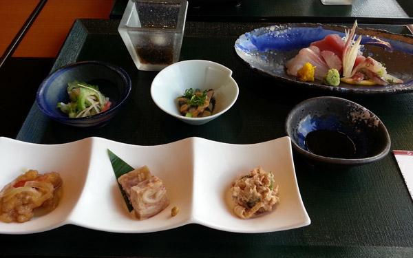 宮古島東急ホテル&リゾーツの和食