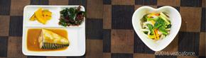 湯煎で簡単和食!さばの味噌煮調理例