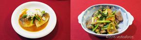 湯煎でかんたん和食!さばのみぞれ煮調理例