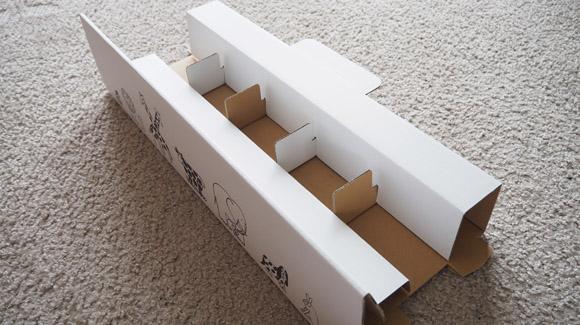 紙の家具パーツ例