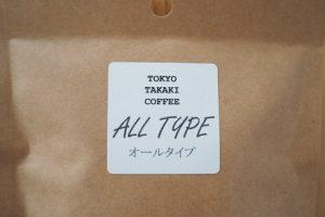 TOKYO TAKAKI COFFEE